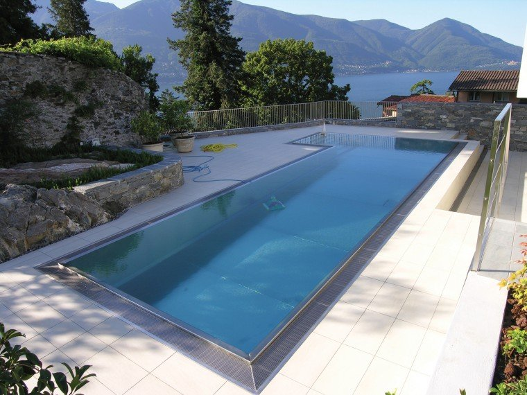 Swimmingpool Badeparadies Im Eigenen Garten Immostreet Ch
