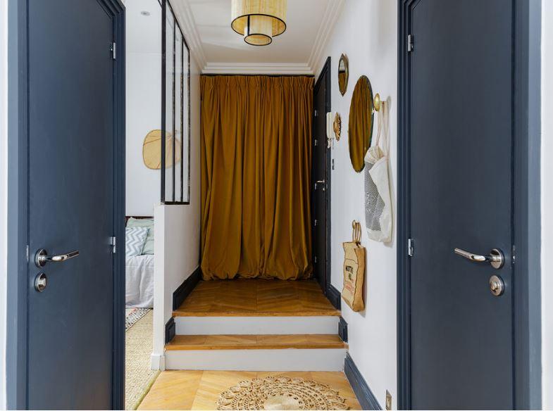 isolation porte dentre appartement gallery of isolation porte dentre appartement with isolation. Black Bedroom Furniture Sets. Home Design Ideas